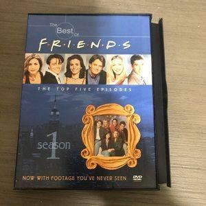 Friends Season 1 DVD